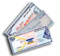 international  travelling cheque services